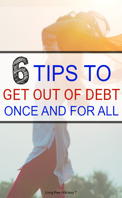 Get out of debt once and for all