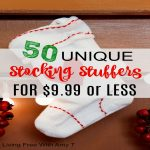 50 Unique Stocking Stuffer Ideas Under $10 For Christmas 2018
