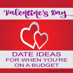 Valentine's Date Ideas When You're On A Budget