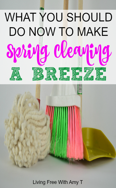 What You Should Do How To Make Spring Cleaning A Breeze