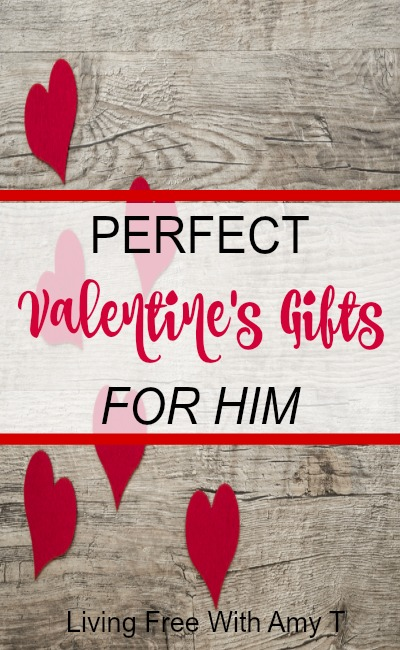 Perfect Valentine's Gifts For Him