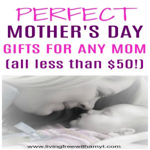 Mother's Day Gifts For Any Mom