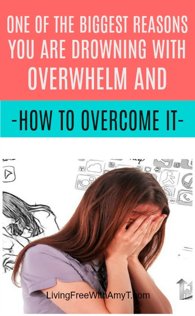Not managing finances wisely can greatly increase overwhelm. Take these steps to overcome.