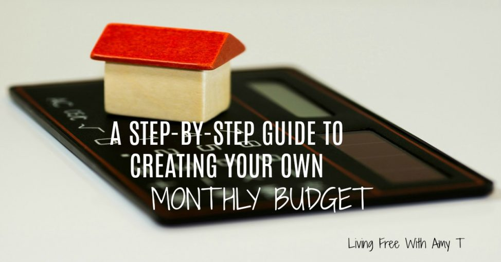 A Step By Step Guide To Creating A Budget