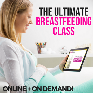 Milkology The Ultimate Breastfeeding Class