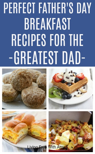 Perfect Father's Day Breakfast Ideas