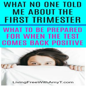 Pregnancy symptoms in your first trimester