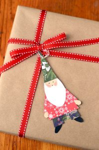 Christmas Gnome Craft - indoor activities for kids