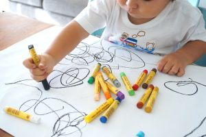 Kids Indoor Activity Draw