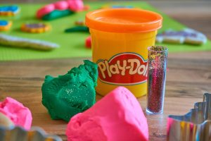 Kids Indoor Activity Play Doh