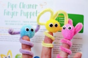 Pipe-Cleaner-Finger-Puppets-Book-Page