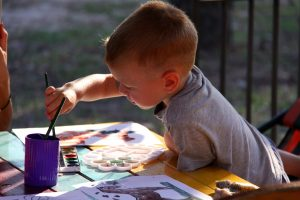 kids Indoor Activity Painting
