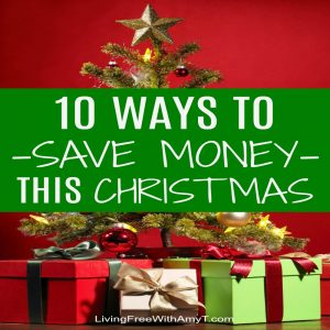 10 Ways To Save Money This Christmas 2018