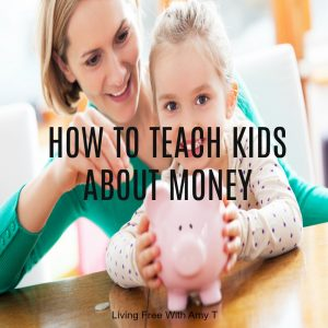 Financial Literacy For Kids: How To Teach Kids About Money