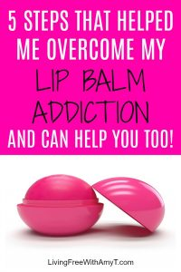 Lip Balm Addiction