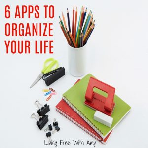 Apps to Organize My Life
