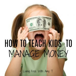 how to teach kids about finances